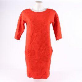 Dámské šaty Promod červené