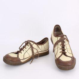 Dámská obuv Baťa béžová