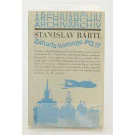Kniha S. Bártl: Záhada konvoje PQ17