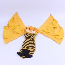 Dětský kapsář ve tvaru včelky