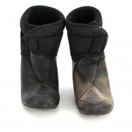 Vysoké vložky do bot na snowboard nebo lyže
