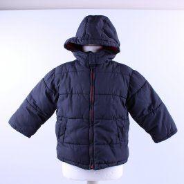 Dětská bunda Cherokee modrá s kapucí