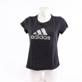 Dámské tričko Adidas černé