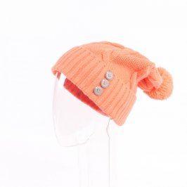 Dámská čepice Alpine Pro oranžová