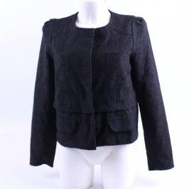 Dámské sako Cherry Couture tmavě modré