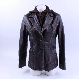 Dámská bunda Kara s odepínací kapucí černá