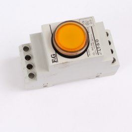 Tlačítko oranžové F&G Z7-LT-S/0