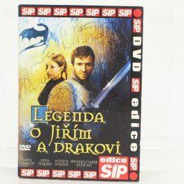 DVD Legenda o Jiřím a Drakovi