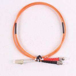 Optický kabel Multi mod 50/125 LC/SC 100 cm