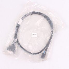 Kabel DVI (M) / hranatý konektor 9x15mm