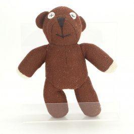 Látková hračka hnědý medvídek