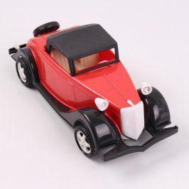 Model auta Apex Toys červený kabriolet