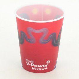 Plastový kelímek Shell V-Power Nitro+
