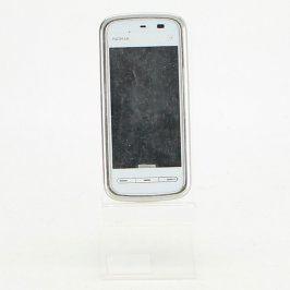 Mobilní telefon Nokia 5230 bílý