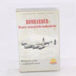 VHS Bombardér Historie strategického