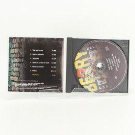 CD Berry rock pop kolektiv autorů