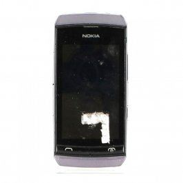 Mobilní telefon Nokia Asha 305 stříbrná