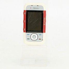Mobilní telefon Nokia 5300 XpressMusic bílý
