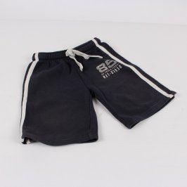 Chlapecké šortky Next černé barvy