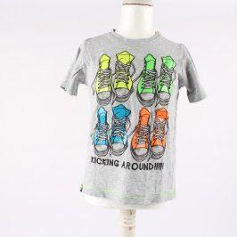 Chlapecké tričko C&A Palomino šedé