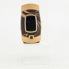 Mobilní telefon Samsung SGH-E500 zlatý