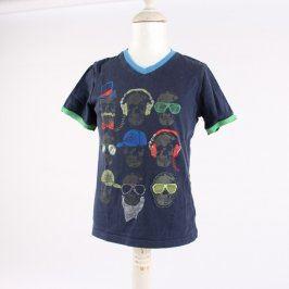 Dětské tričko Cherokee tmavě modré