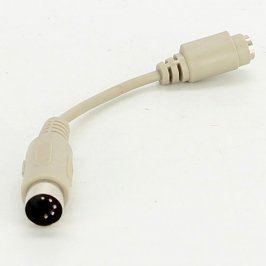 Kabel DIN/PS2 délka 20 cm