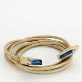 Datový paralelní kabel délka 300 cm