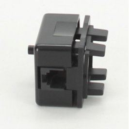 Zásuvka pro kabel s konektorem RJ11