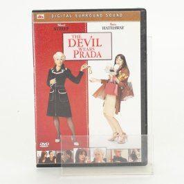 DVD film The divil wears Prada