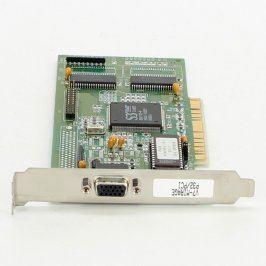 Grafická karta Spea V7-Mirage P3 PCI