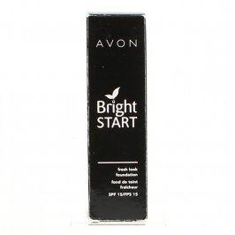 Tekutý make-up Avon Bright start