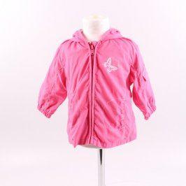 Dětská bunda C&A Baby club odstín růžové
