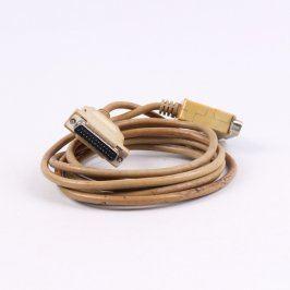 Paralelní kabel Centronics délka 280 cm