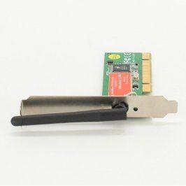 PCI WiFi karta 2,4 GHz / 54 Mbps