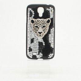 Kryt na mobil s motivem Leoparda černý