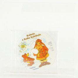 CD s pohádkami Kubula a Kuba Kubikula