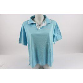Pánské polo tričko Converse modré
