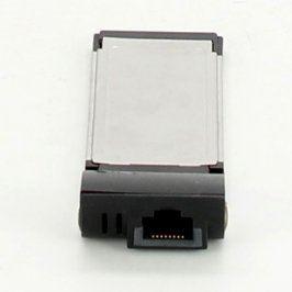 ExpressCard GLAN adaptér PP-XNW01-A-BC50
