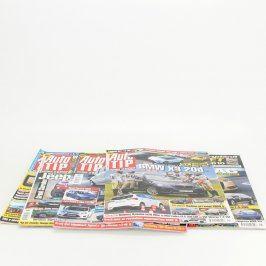 Časopis Auto TIP 15,24,25,26/2010; 01/2011