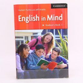 Učebnice English in Mind Student´s Book 1