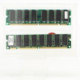 Operační paměť SDRAM PC100 64 MB 2 ks