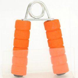 Posilovací kleště na zápěstí oranžové