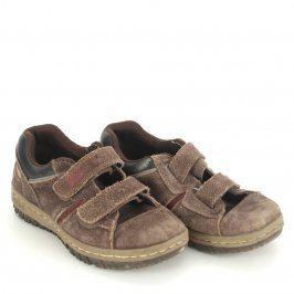 Dětská obuv Caterpillar hnědá