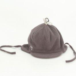 Dětská čepice G-mini odstín hnědé