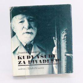 Kniha František Kovářík: Kudy všudy za divadlem