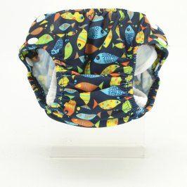 Chlapecké plavky s barevnými rybičkami