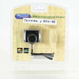 USB na ExpressCard adaptér Axago ADX-X1