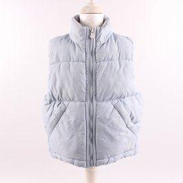 Dětská vesta H&M světle modrá