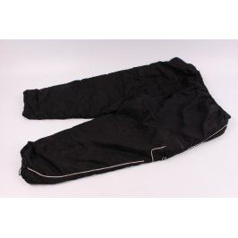 Pánské kalhoty FB Yang oteplené černé